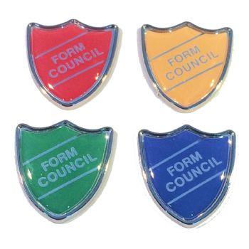 FORM COUNCIL badge